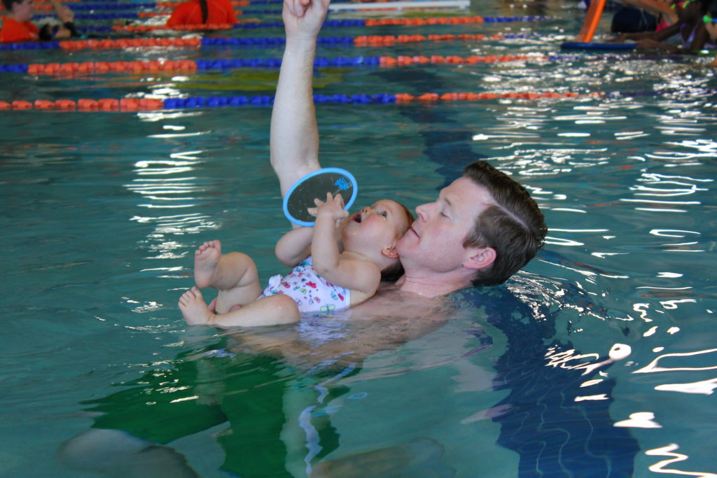 Goldfish Swim School Promotes Independence Say N Play